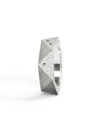Triton Grey | Helioring & Gravelli