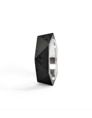 Triton Black | Helioring & Gravelli