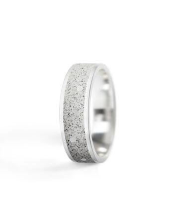 Gala Maon Grey | Helioring & Gravelli