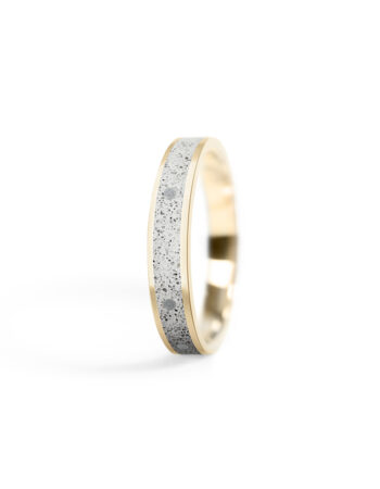 Gala Mion Grey | Helioring & Gravelli