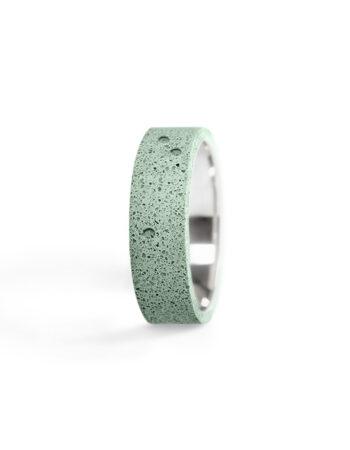 Neso Mint | Helioring & Gravelli