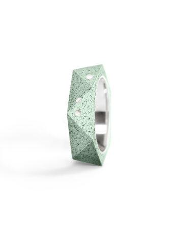 Triton Lacus Mint | Helioring & Gravelli