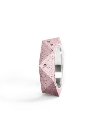 Triton Rose | Helioring & Gravelli